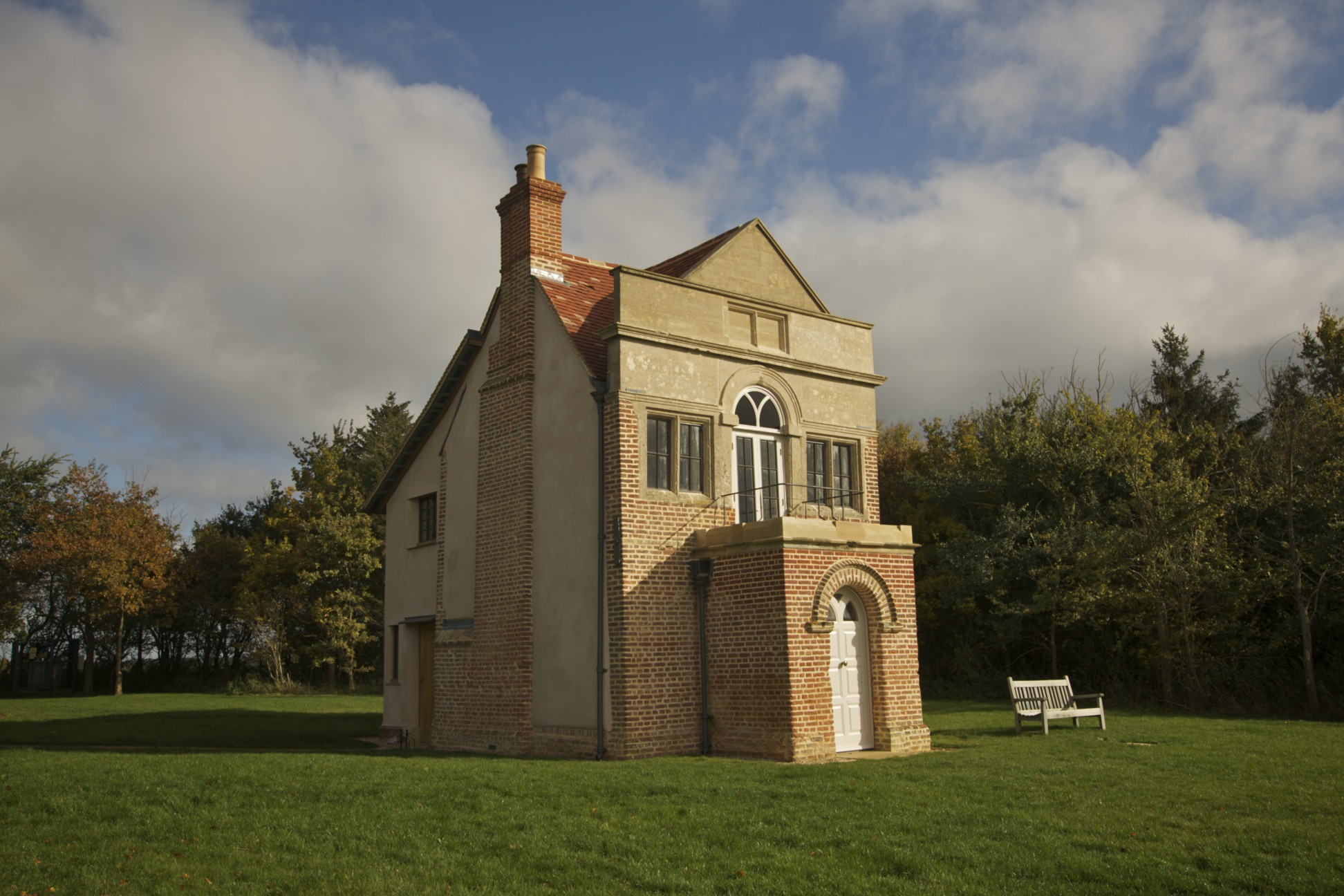 The warren house kimbolton caroe architecture for The warren house